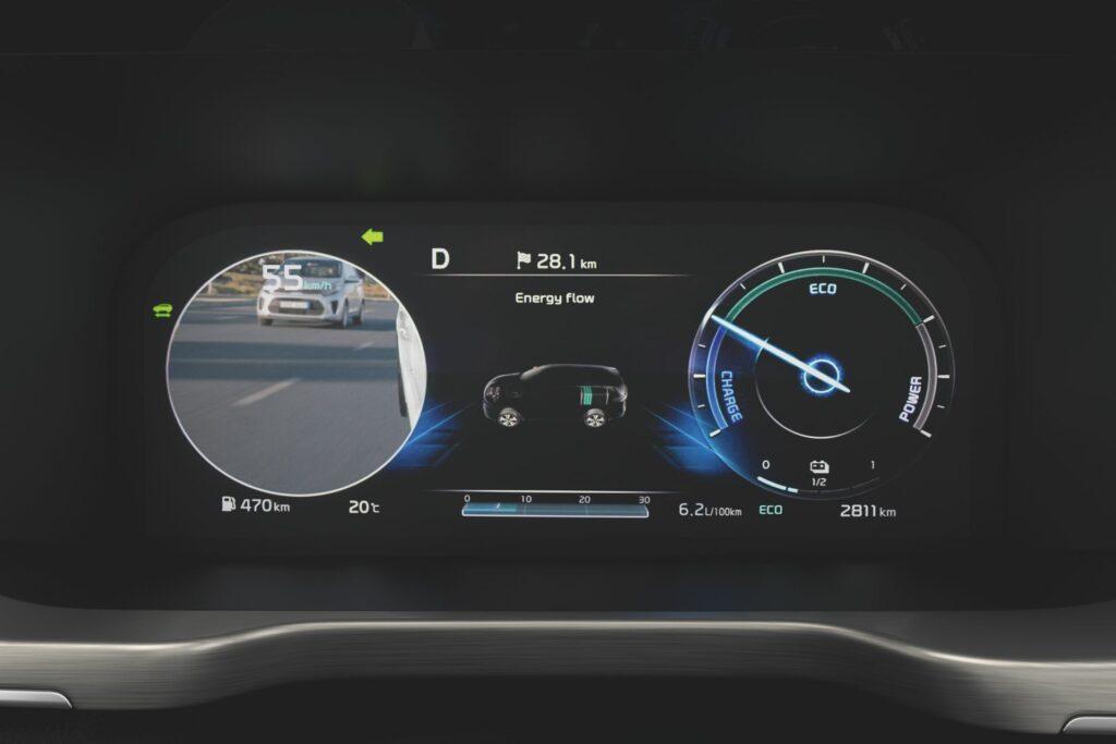 2021 Kia Sorento Blind Spot View Monitor 3 1024x683